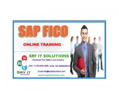 SAP FICO ONLINE TRAINING | FICO PLACEMENT | FICO COURSE DETAILS | SRY IT SOLUTIONS