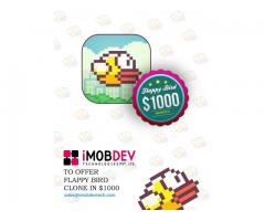 iMOBDEV to offer Flappy bird clone in $1000
