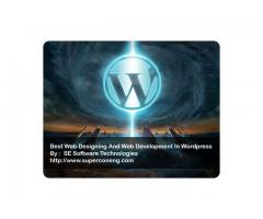 Best WordPress Websites Designing & Development