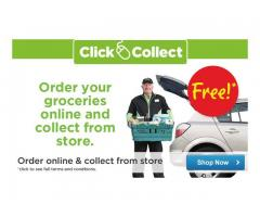 Online Grocery Shopping (COJID238036)