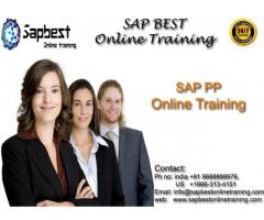 SAP PP ONLINE TRAINING | PP Project Support | PP Certification Training