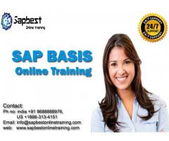 SAP BASIS ONLINE TRAINING | BASIS Project Support | BASIS Certification Training