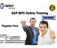 Sap Bpc Training in hyderabad | Sap BpcOnline Training in India