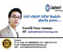 SAP ABAP Online Training in Hyderabad | SAP ABAP Training in india
