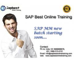 SAP MM Online Training India Hyderabad | SAP MM Project Support