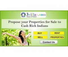Propose Your Properties To CASH RICH INDIANS