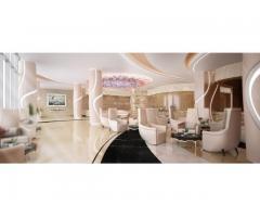Upper Crest Apartment in downtown Dubai