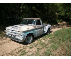 1965 GMC Stepside, Runs/Drives