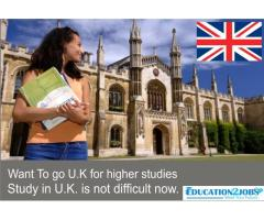 Higher Education in UK by Education2Jobs