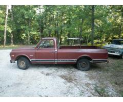 1969 GMC LWB Pickup - 327 Engine