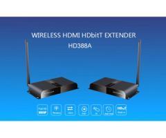 HD388(A) Long Range Wireless HDbitT HDMI AV Extender Video Transmitter 50 meters(200 Meters)