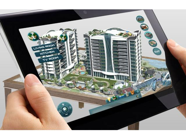 Hire Augmented Reality Application Developers from Yantram Studio