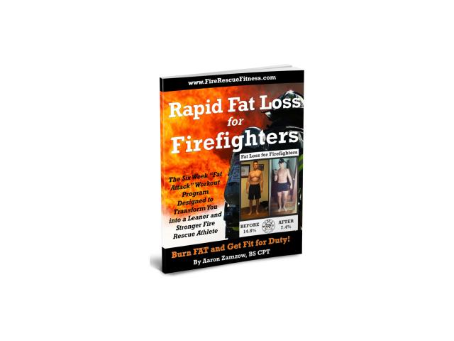 The FRF Rapid Fat Loss for Firefighters (New Program)