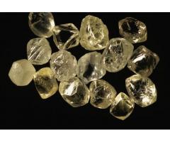 natural rough diamonds, polished diamonds, fancy color diamonds, gold for sale