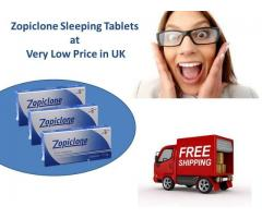 Zopiclone Tablets - You're Way to Tight Sleep