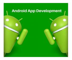 Android Application Development Company for Best Apps