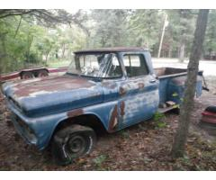 1961 Chevorlet Apache 10 - Parts or Rat Rod