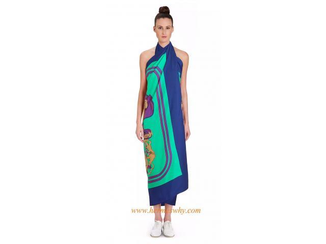 Silk Scarf for Women Desiged by Hermes Designer