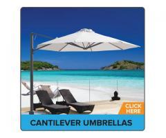 Cantilever Outdoor Umbrellas Australia