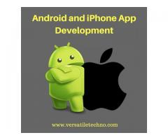Android, iPhone App Development Company – Versatile Techno