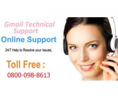 Gmail Support Number UK