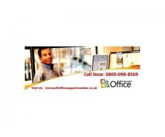 Microsoft Office | 0800-098-8569 | Technical Support Number UK