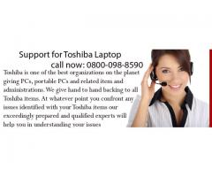 toshiba tech support