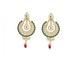 Latest design Wedding -Party ware Earring online