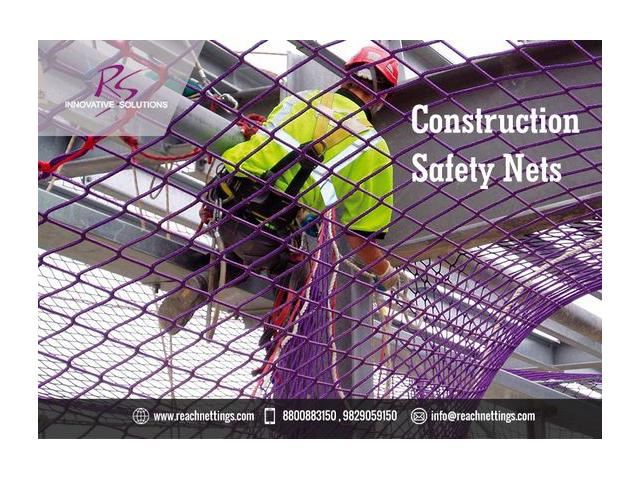 Construction Safety Birds and Pigeon Net