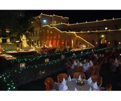 Wedding Destination Resort in Rajasthan