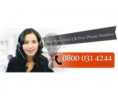 Get the secured AVG Antivirus Technical Support Number UK at 08000314244