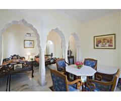 Luxury Heritage Resort in Jaipur