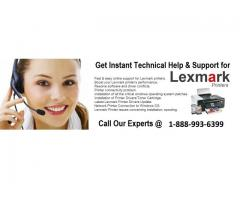 Lexmark support number +1-888-993-6399 USA Toll Free