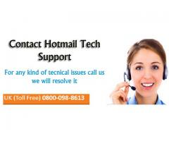 Hotmail Support Number 0800-098-8590