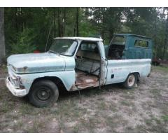 1965 GMC Pickup for Parts