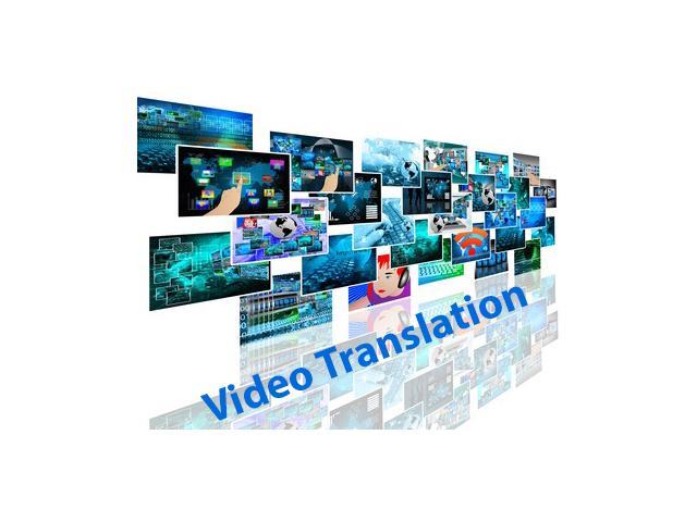 Translation Agencies in India, Video Translation, Video Transcription