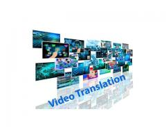Translation Agencies in India, Video Translation, Video Transcription