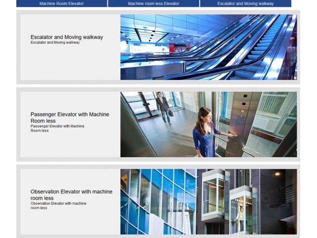 Fujihd Provide You Professional Elevator Service