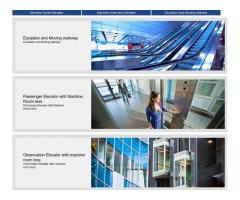 Fujihd Provide You Professional Elevator Service