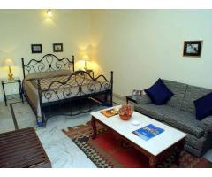 Best Luxury Heritage Hotel Rooms in Jaipur