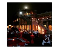 Heritage Hotel with luxurious Amenities