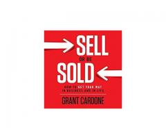 Sell or Be Sold: How to Get Your Way in Business and in Life Audible – Unabridged
