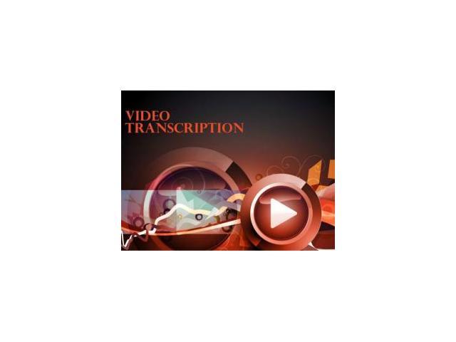 Document Translation, Transcription, VTT creation, Subtitling Services,