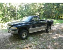 Dodge Cummins Turbo Diesel, 4x4, Auto