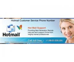 Hotmail Customer Service Phone Number @ +1-888-201-2039
