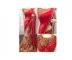 Buy Online Designer Sarees from IndiaRush Starting from 599 Only