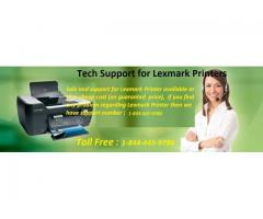 Client Support for Lexmark Printers 1-844-445-9786 US