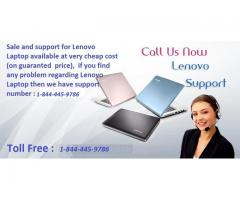 Technical Assistance for Lenovo Laptops - 1-844-445-9786